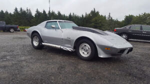 1975 Chevrolet Corvette Stingray PRICE DROP was $12g now $11000