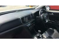2017 Kia Sportage 1.7 CRDi 3 (s/s) 5dr SUV Diesel Manual
