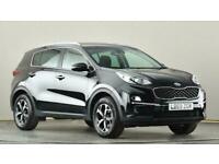 2020 Kia Sportage 1.6 GDi ISG 2 5dr SUV petrol Manual