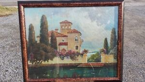 VILLA PICTURE IN EUROPE  reduced