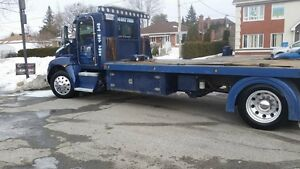 towing kenworth T-370 2012 (514) 617-7905