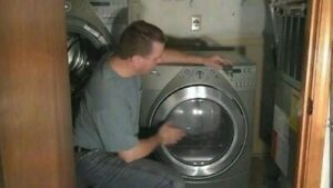 repair washer and dryer 40 to assess in the hrm area