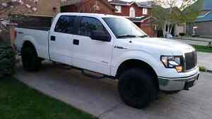 Ford f150 crew cab 6.5ft box