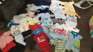 3-6 month Baby Clothing for sale