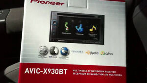 Brand new Pioneer AVIC-X930BT Navigation