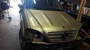 2003 Mercedes Benz ML55 - Part Out / Parting Out