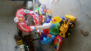 For lot of toys