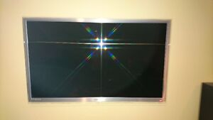 Samsung 55 inch 1080p LED HDTV / Onkyo home theater receiver