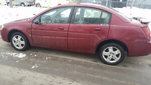 2006 Saturn ION .2 ....CERTIFIED...CLEAN CAR PROOF