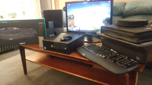 Complete Small, Fast, Core i5 with 1Tb SSD (Great for a HTPC)