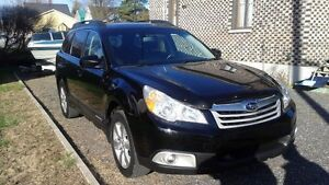 Subaru outback 2010, 3.6R, 6 cylindres