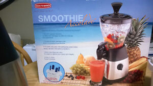 Smoothie maker - Mélangeur à jus