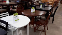 Table + 2 Chairs - NEW !