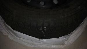 215 60R R16 Winter tires Kitchener / Waterloo Kitchener Area image 2