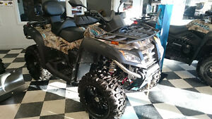 2015 CFMoto 800cc Quad with FREE Generator!