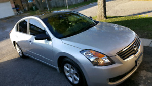 2008 NISSAN ALTIMA SL 2.5 COME WITH SAFETY AND ETEST