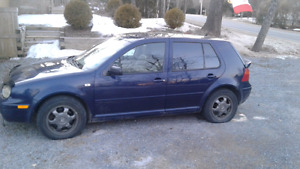 2000 vw golf tdi  lic and inp