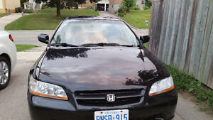 1999 Honda Accord Sedan for sale