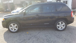 2007 Jeep Compass SUV, Crossover - CERTIFIED & E-TESTED! Kitchener / Waterloo Kitchener Area image 2