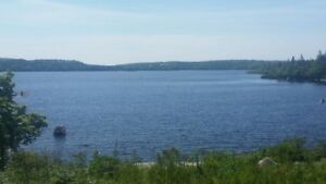 LAKE FRONT LOTS IN HRM NEW PRICES