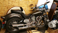 2003 Yamaha V-Star Custom for sale or trade