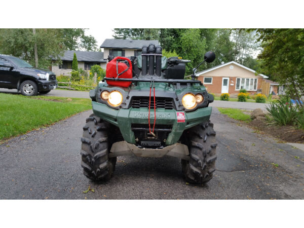 Used 2008 Kawasaki Brute Force 750i 4x4