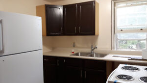 3 lovely large BR + den new kitchen south end Halifax beside SMU