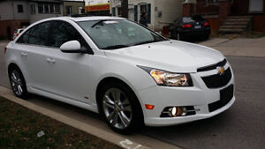 2014 Chevrolet Cruze LT RS ONLY 41,763KM  Loaded
