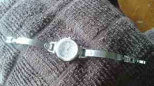 Ladies fosil watch size small