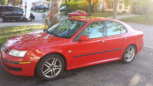 2007 SAAB 9-3 Sedan with E-test and Safety