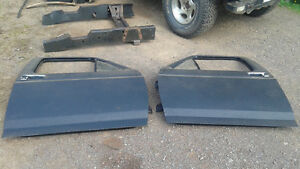 NEW doors for 1980-96 ford pickup & bronco, F100,F150,F250,F350