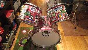 Drums, Stands, Cymbals and more
