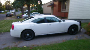 Police pack 2009 Dodge Charger Ex Police cruiser!!!