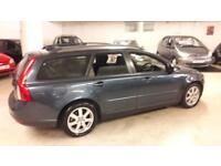 Volvo V50 2.0D S 2009MY FULL MAIN DEALER SERVICE HISTORY ONLY 2 OWNERS