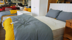 Luxury brand new Double bed set