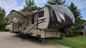 2015 Heritage Glen 356QB 5th Wheel