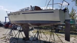 J30 Sailboat