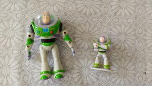 Lot - Figurines Buzz Ligthyear