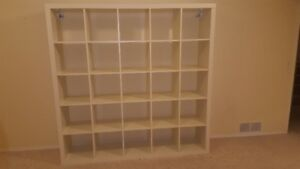 Ikea Expedit 25 compartment shelf