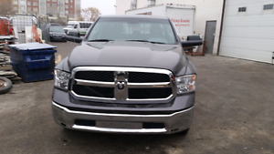 Dodge Ram 2014 in very good condition new salvage inspection