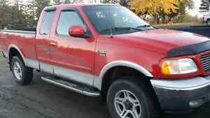 Ford F150 2002    5.4litre  4w4
