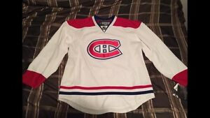 Montreal Canadiens authentic jersey XL 54