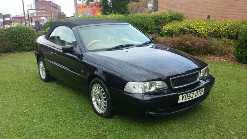 Volvo C70 2.0 auto 2002 Convertible PX Swap Anything considered