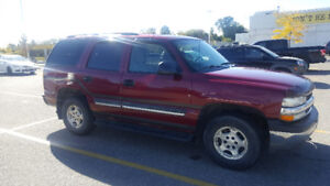 2005 Chevrolet basic SUV, Now, certfied and e test $4200 obo