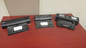 Various Dell & HP Docking Stations