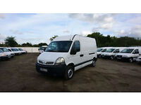 Nissan Interstar MWB 3.3T SE DCI 100, 1 Owner From New, 73k, Very Nice Alround