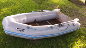 Achilles 8.5ft inflatable boat