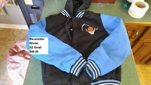 Cleveland Cavs sz Small Winter jacket