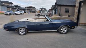 1972 Buick Skylark Custom Convertible