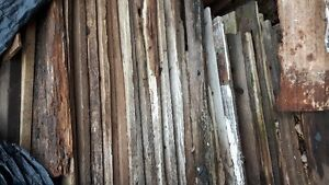 wood for free plus old house to be torn down